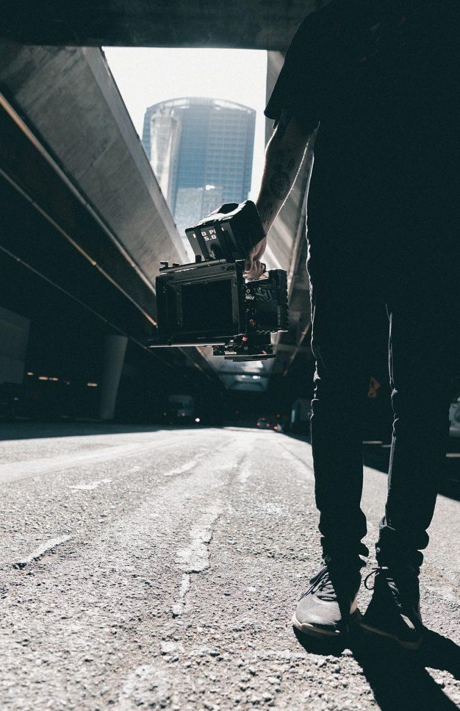 people, man, shadow
